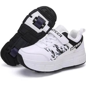 chaussure a roulette pas cher