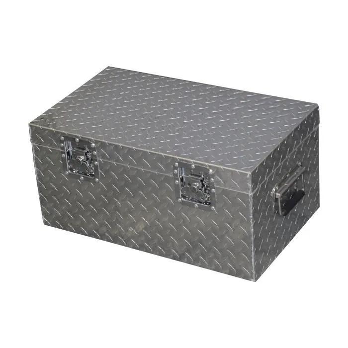 malle de chantier en aluminium 60x32x27 5 cm brick