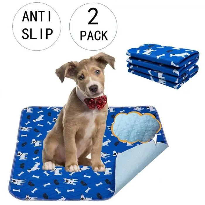 yangbaga lot de 2 tapis educateur chien tapis de