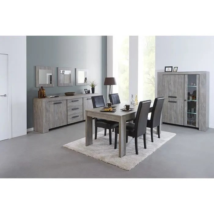 gris contemporaine suzon l 185 x