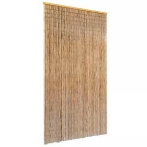 rideau de porte exterieur 100 x 220 morel