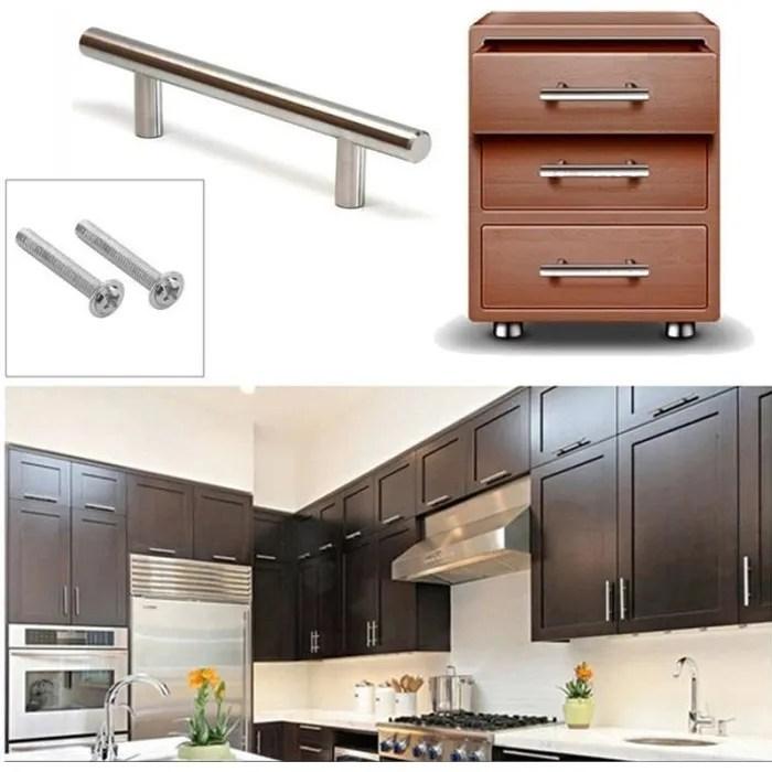 20pcs t bar baton cuisine armoire porte poignees entraxe 96 mm placard cuisine poignee porte placard cuisine poignee porte t barr