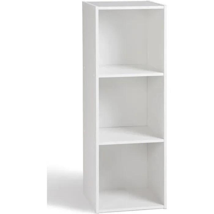 meuble de rangement blanc