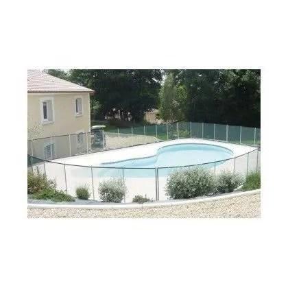 barriere piscine cdiscount jardin
