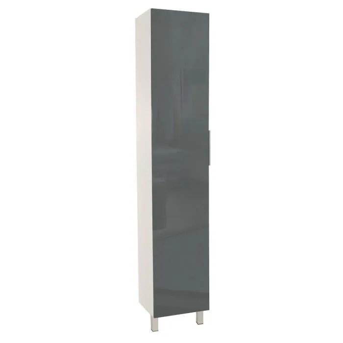 pop colonne de cuisine l 40 cm gris