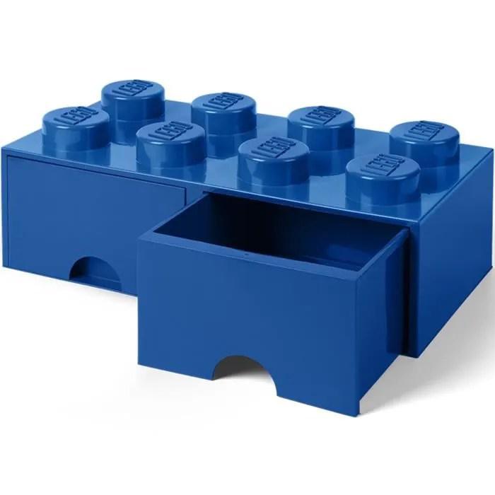 lego 40061731 boite bac brique de rangement empila