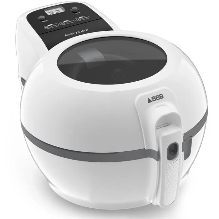 Seb Fz720000 Friteuse Actifry Extra Capacite 1 Kg Blanc Achat Vente Friteuse Electrique Cdiscount