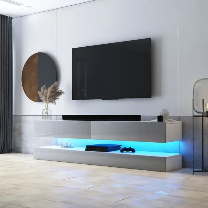 meuble tv meuble de salon hylia