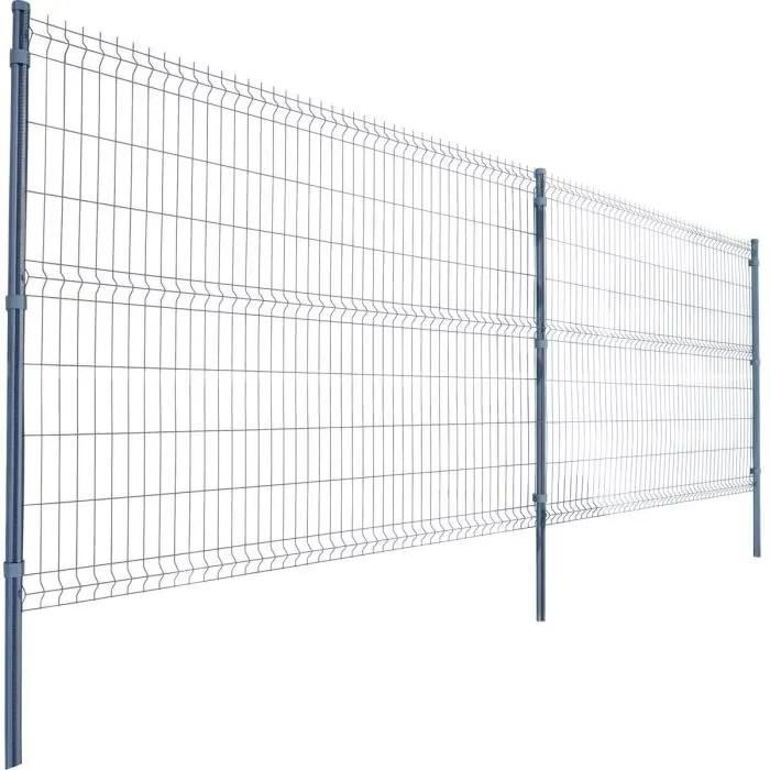 lot de 4 panneaux rigides 1 73 x 2 50m