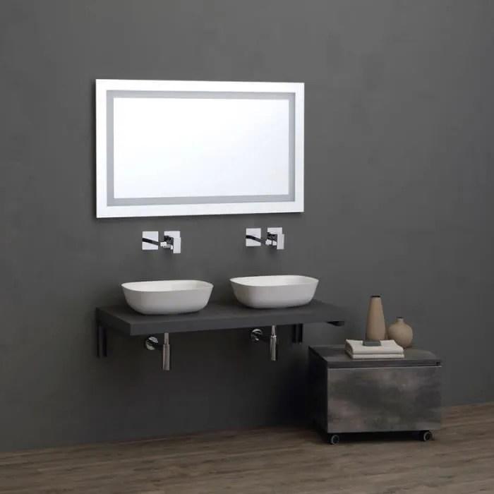 armoire de toilette 120
