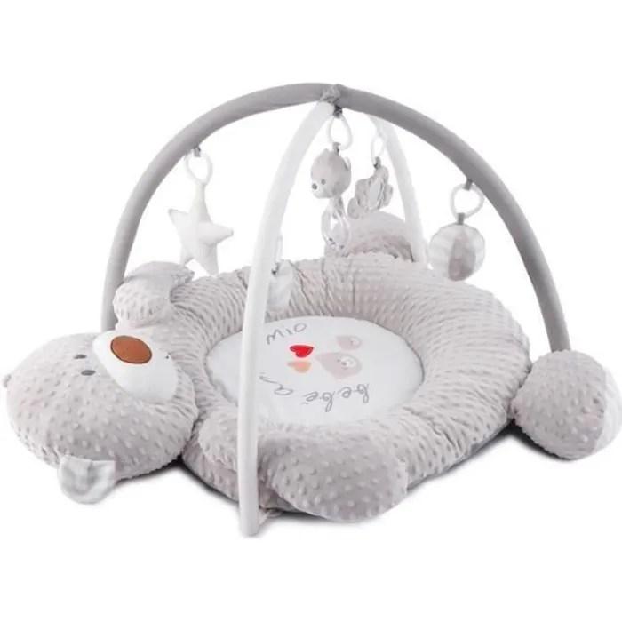 tapis d eveil bebe musical des la naissance ours p