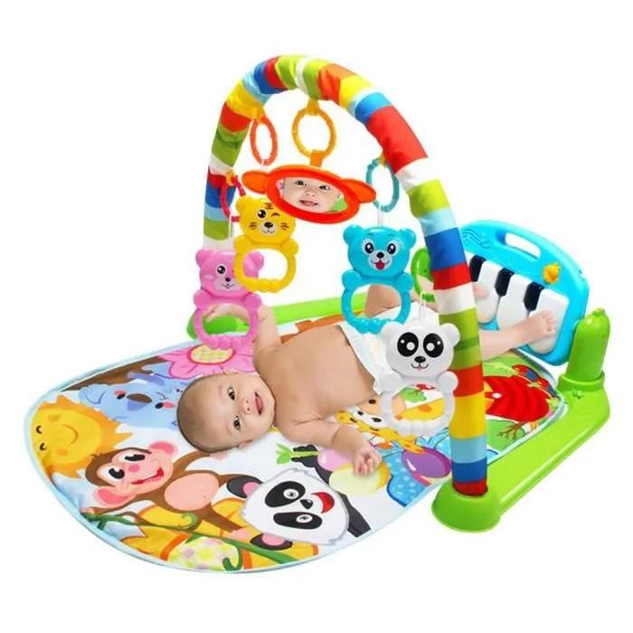 tapis d eveil tapis de jeu pour bebe couverture ta