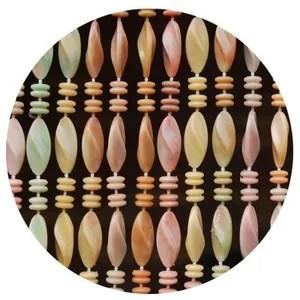 rideaux pastel
