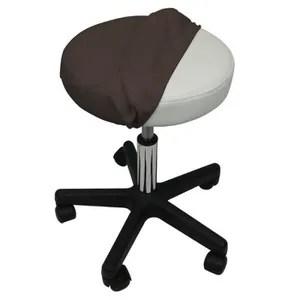 housse de chaise marron achat vente
