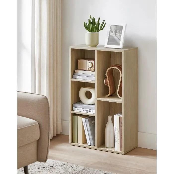 vasagle meuble de rangement 80 x 24 x 50 cm meuble