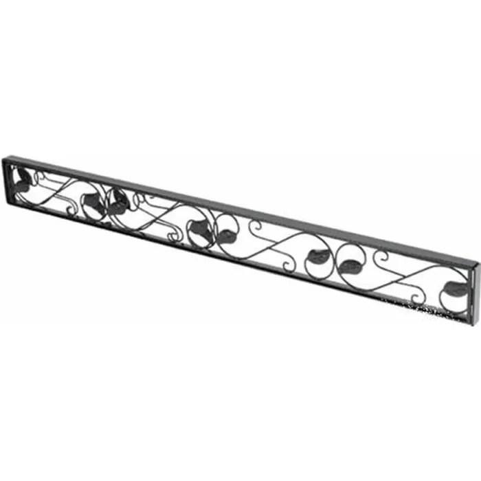 barre de securite decorative pour baie vitree as