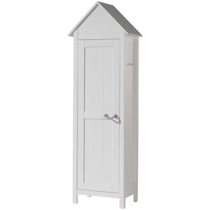 armoire enfant design cabine de plage