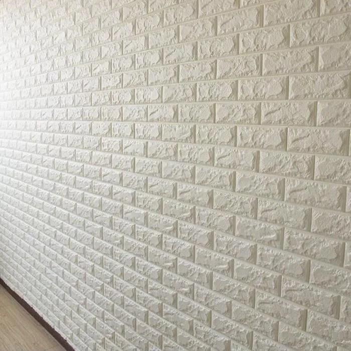 luxe 3d effet pierre mur brique texture vinyle pap