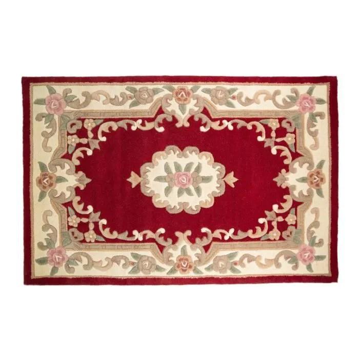 flair rugs lotus premium aubusson tapis a motif