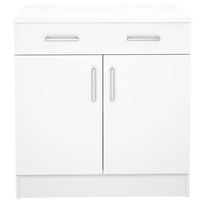 meuble de cuisine bas 2 portes 1