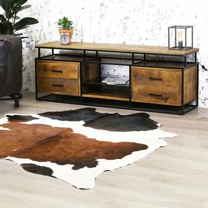 meuble tv industriel austin achat