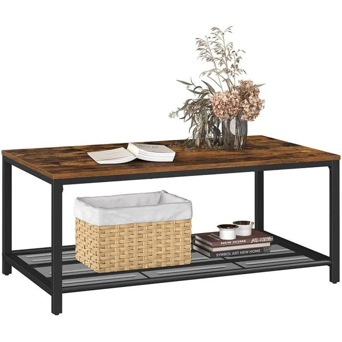 table basse et meuble tv
