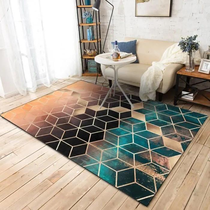 europeen moderne tapis de salon madrid style sc