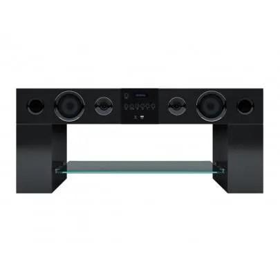 meuble tv home cinema integre stereo