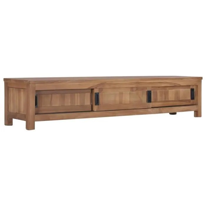 meuble tv contemporain banc tv 150 x