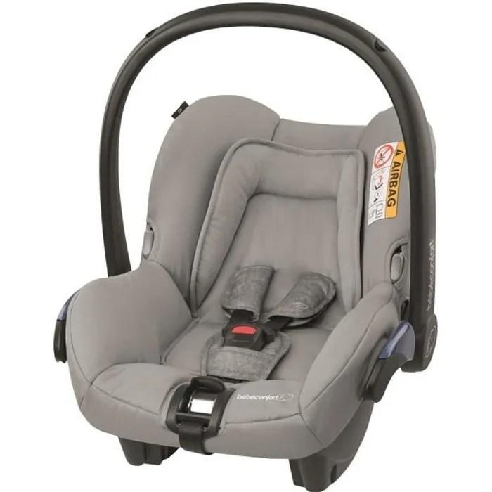 bebe confort siege auto citi groupe 0 nomad grey