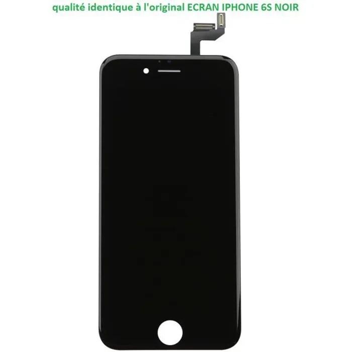 ecran iphone 6s noir qualite identique a l origina
