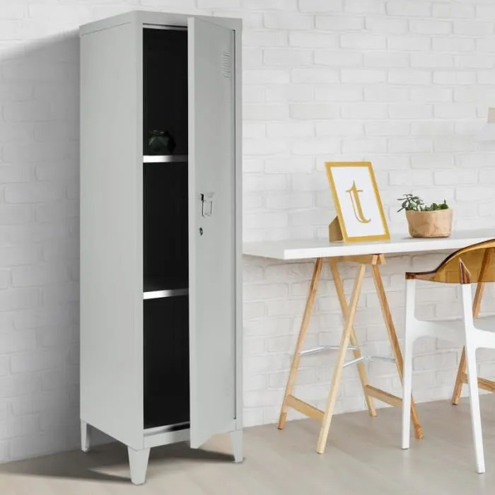 armoire vestiaire metal