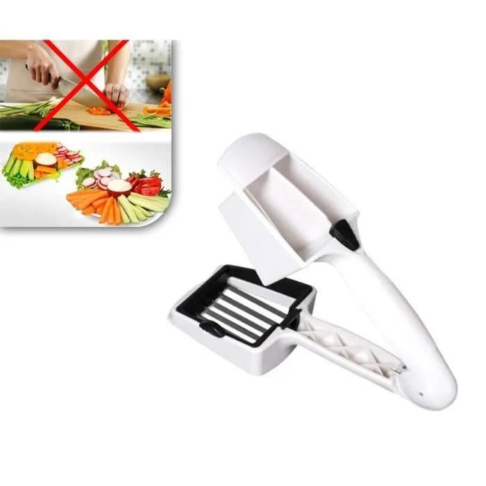 taille tout gusto casa coupe fruits et legumes cuisine manuelle a double dessin 627364