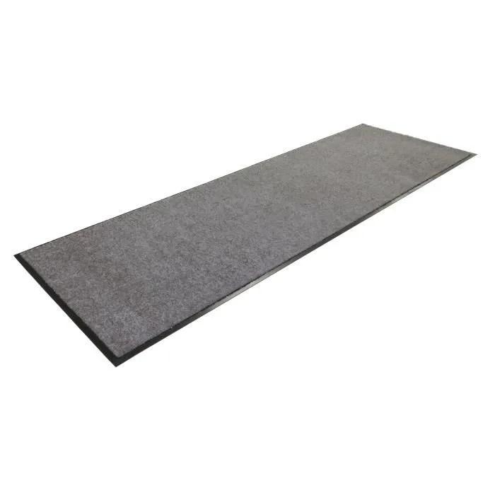 tapis antiderapant cm gris