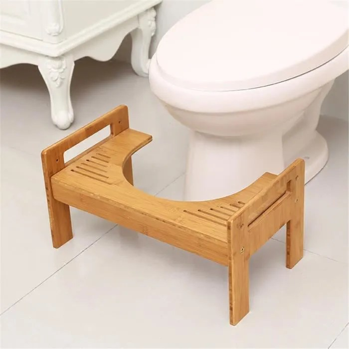 برعم tabouret pour toilette amazon