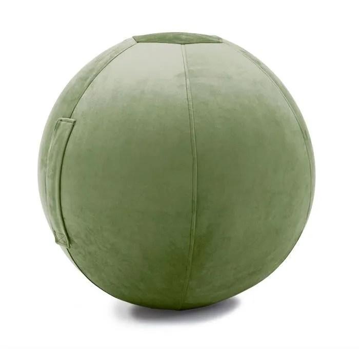 Balle Gonflable Jumbo Bag Celeste Velvet Sauge Prix Pas Cher Cdiscount