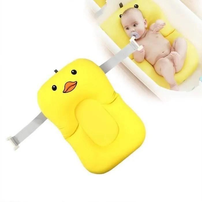 tapis de bain bebe nouveau ne pliable bebe bain ba