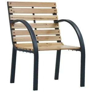 chaise de jardin metal achat vente