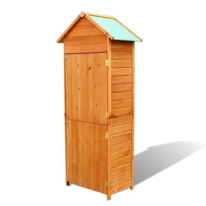 haute qualite abri de rangement pour jardin bois