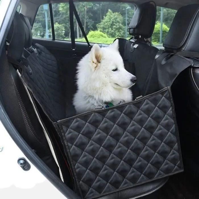 housse de siege arriere pour voiture chien animale