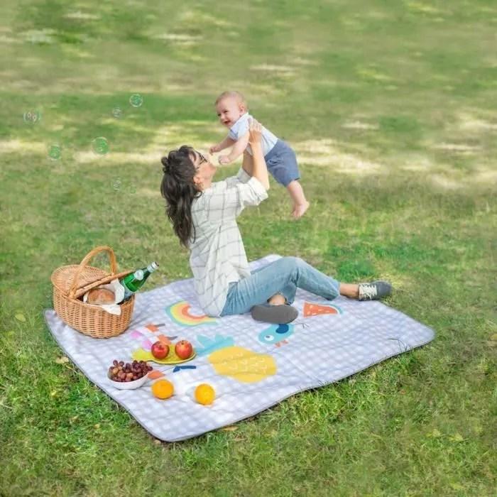 tapis d eveil taf toys tapis de jeu d