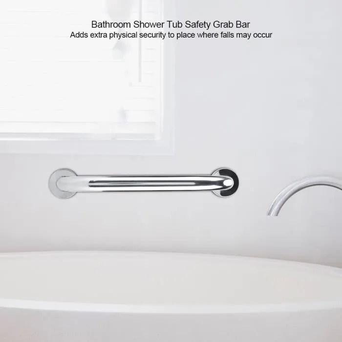 barre d appui inox poignee de baignoire pour wc to