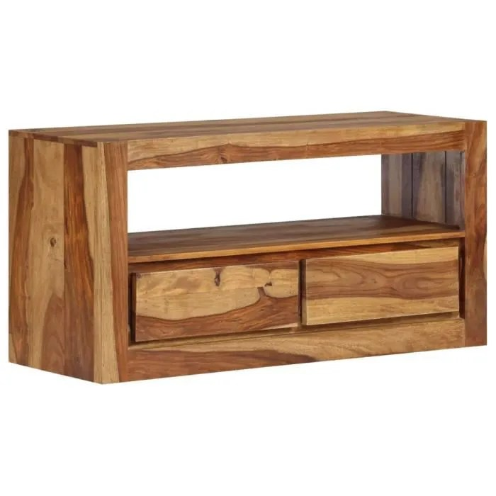 meuble salon en bois