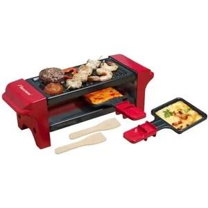 appareil a raclette pliable