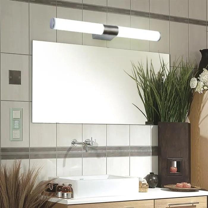 Eclairage Interieur Salle De Bains Miroir Avant Vanite Led Luminaire Lumiere Moderne Acrylique Applique Murale De Toilette Achat Vente Lumiere Led Ssb90820103wh Hsp Soldes Sur Cdiscount Des Le 20 Janvier Cdiscount