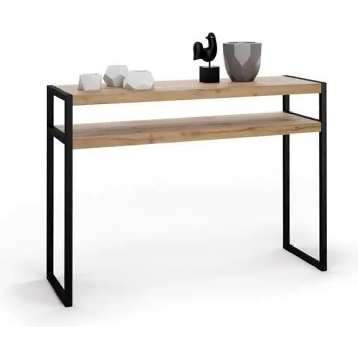 table console luxury bois rustique