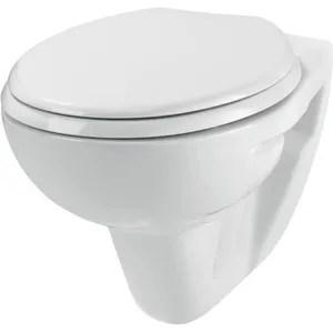 cuvette wc suspendue n f 49cm roca polo