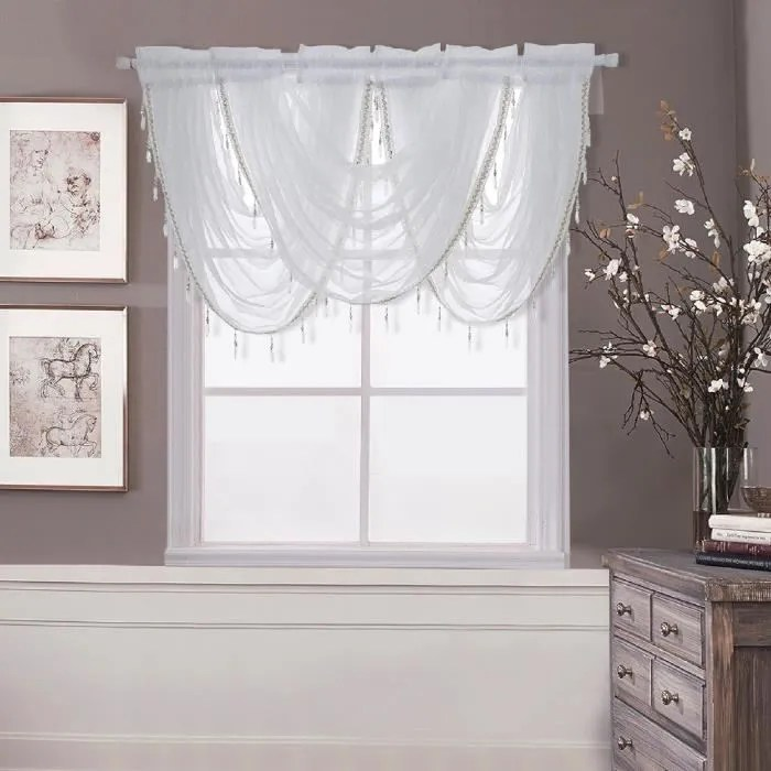 rideaux 80 80 pour fenetre de salle de bain