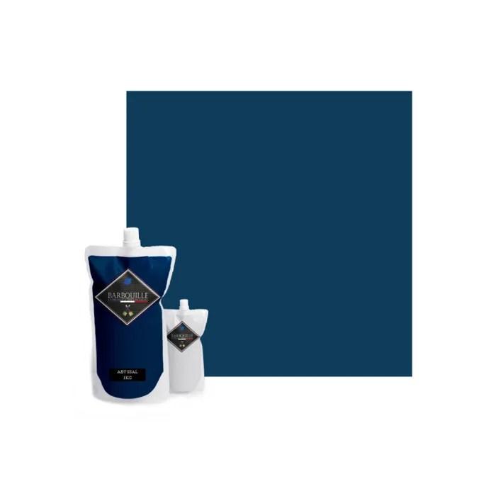 peinture carrelage bleu