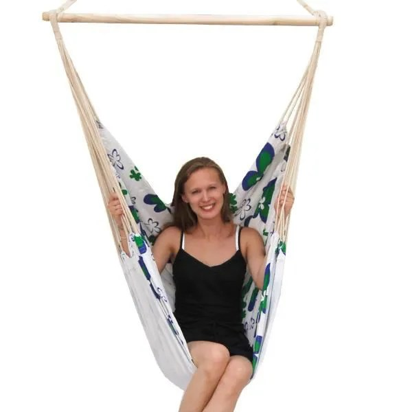 fauteuil chaise suspendu